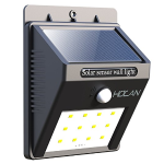Holan 12 LED 太阳能防水感应灯