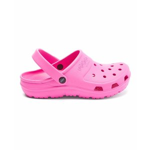 Party Pink Jibbitz™ Presley Clog - Toddler & Kids