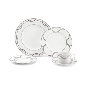 Buy Wedding Ring 5 Piece Place Setting online at Mikasa.com