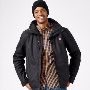 Timberland | Men's Mt. Crescent Fleece-Lined Waterproof Jacket