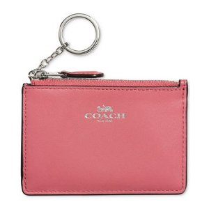 COACH Boxed Mini Skinny ID Wallet - COACH - Handbags & Accessories - Macy's