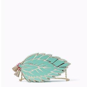 full plume mint leaf crossbody | Kate Spade New York