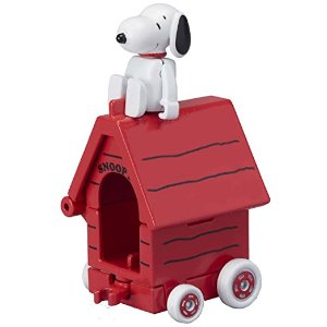 Snoopy Toy Car