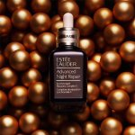 with purchase of a 1.7 oz. Advanced Night Repair face serum @ Estee Lauder