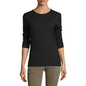 Cotton Tee by Vince at Gilt