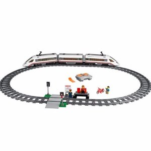 LEGO City Trains High-speed Passenger Train 60051 - Walmart.com