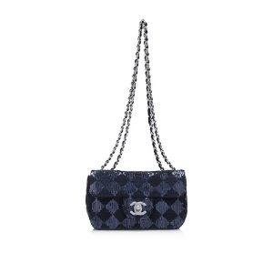 Chanel Sequin Shoulder Bag