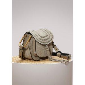 CHLOE - Hudson Mini Suede Bag
