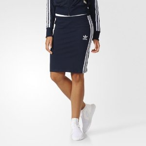 adidas 3-Stripes Midi Skirt