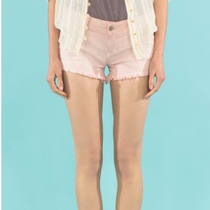 Camilla In Hanky Panky Shorts - Siwy Denim