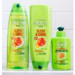 4 Garnier Fructis hair care