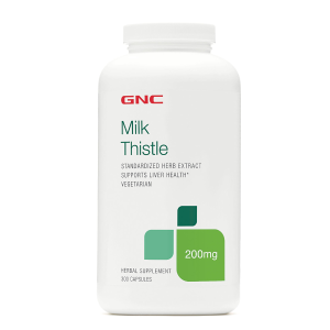 GNC Milk Thistle 200mg - 300ct