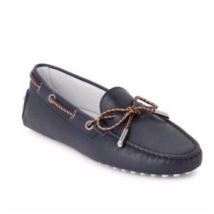 Tod's - Slip-On Leather Shoes - saksoff5th.com