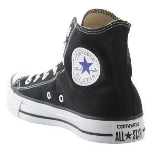 Converse Chuck Taylor All Star High Top Sneaker - Black - FREE Shipping & Exchanges