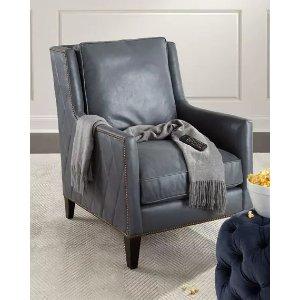 欧式风格单人沙发图片