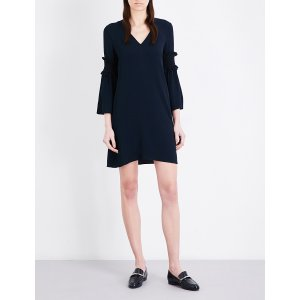 CLAUDIE PIERLOT - Republique crepe dress