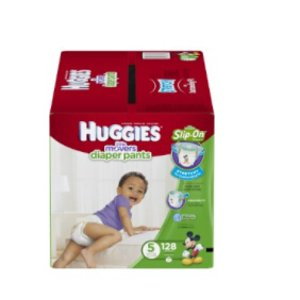 Huggies Little Movers Slip-On Diapers, Economy Pack Plus | Jet.com