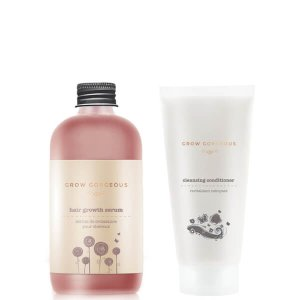Grow Gorgeous Hair Density Serum and Cleansing Conditioner | Grow Gorgeous | Free Delivery