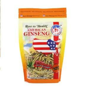 HSU Ginseng Cultivated Prong Small