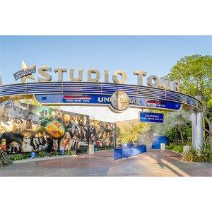 【南加州主题游】超值经典4天:迪士尼+环球影城8选3+赠早餐