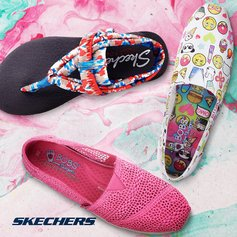Up To 55% OffSkechers & BOBS from Skechers Shoes @ Zulily