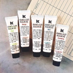 15% Off + a Limited Edition packetteEys & Lip Care @ Kiehl's