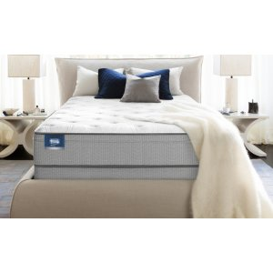 Closeout: Simmons BeautySleep Hardpoint Mattress Set. Free Delivery. | Groupon