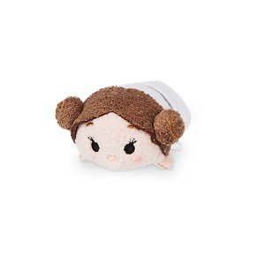 Princess Leia ''Tsum Tsum'' Plush - Mini - 3 1/2'' | Disney Store