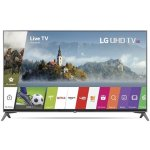 LG UJ7700 Series 4K Super UHD HDR Smart TV