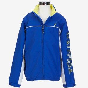 Boys' J Class Jacket (8-16) - Imperial Blue | Nautica