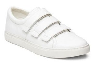 $42KENNETH COLE NEW YORK King Grip-Tape Leather Sneakers
