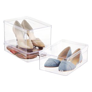 Heeled Shoe Boxes | The Container Store