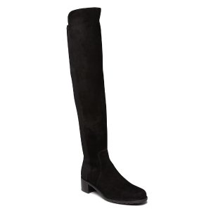 Reserve Suede Over the Knee Boots