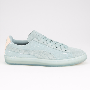 PUMA x PINK DOLPHIN Suede V2 Mens Shoes | Sneakers