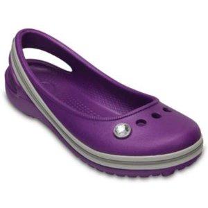 Kids' Genna II Gem Flat   Girls' Flats   Crocs Official Site