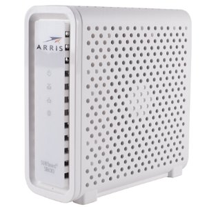 As low as $44.99Refurbished ARRIS SURFboard Cable Modem Routers