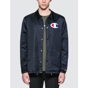 Champion Reverse Weave - Coach Jacket   HBX
