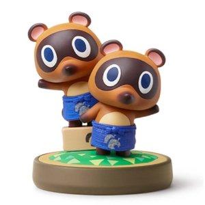 $7.65/RMB50.6 直邮美国任天堂(Nintendo) amiibo 动物之森 手办模型 特价