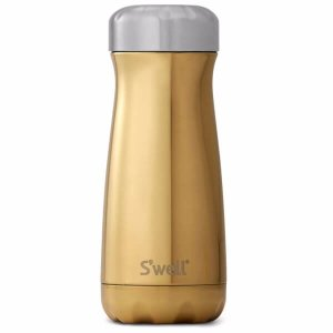 S'well The Yellow Gold Traveller Bottle 450ml