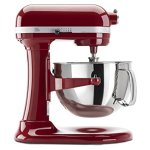 KitchenAid Professional 600 Series KP26M1XER Bowl-Lift Stand Mixer 6 Quart Reconditioned