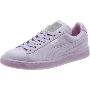 Suede Classic Mono Iced Women's Sneakers