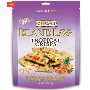 Prince of Peace Hawaiian Crisp with Passion Fruit
