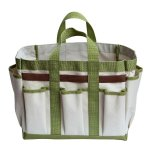 Worth Garden 19 in. W 6-Pockets Garden Hand Tools Bag
