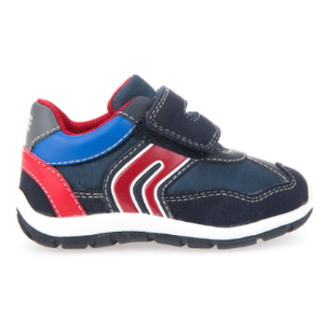 Geox B SHAAX in NAVY/RED - Shop Geox - Product