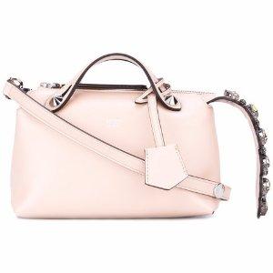 Fendi Embellished Shoulder Bag - Farfetch
