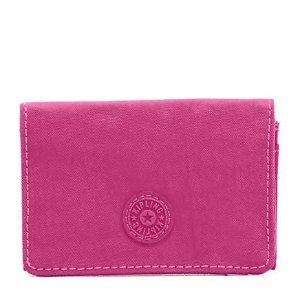 Clea Snap Wallet - Purple Raisin | Kipling