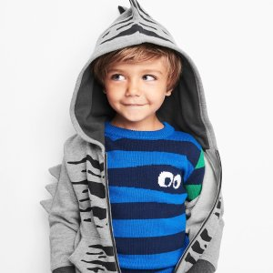 Up to 60% Off + Extra 50% OffBaby and Kid @ Gap