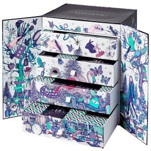 $115(Value $390) 'Beauty in Wonderland' Advent Calendar @ lookfantastic