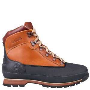 Timberland | Men's Shell-Toe Waterproof Euro Hiker Boots