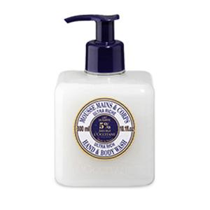 Shea Butter Ultra Rich Hand & Body Wash